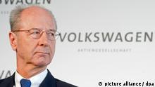Hans Dieter Pötsch, Aufsichtsratsvorsitzender der Volkswagen AG,
