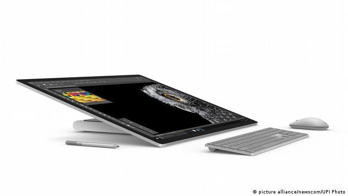USA Microsoft Surface Studio (picture alliance/newscom)