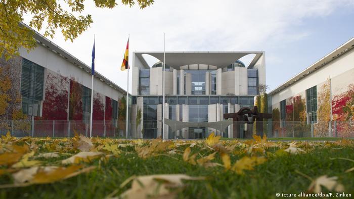 Deutschland Koalitionsspitzen vertagen Suche nach Präsidentenkandidaten erneut (icture alliance/dpa/P. Zinken)