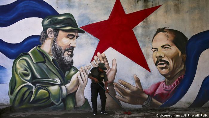 Nicaragua Managua Wahlen (picture-alliance/AP Photo/E. Felix)