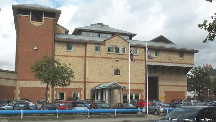 Großbritannien Bedford Gefängnis, Bedfordshire, England (public domain/Simon Speed)