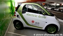 Elektroauto in China