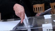 Präsidentenwahl in Bulgarien