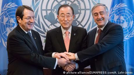 Δυσκολίες στις διαπραγματεύσεις για το Κυπριακό