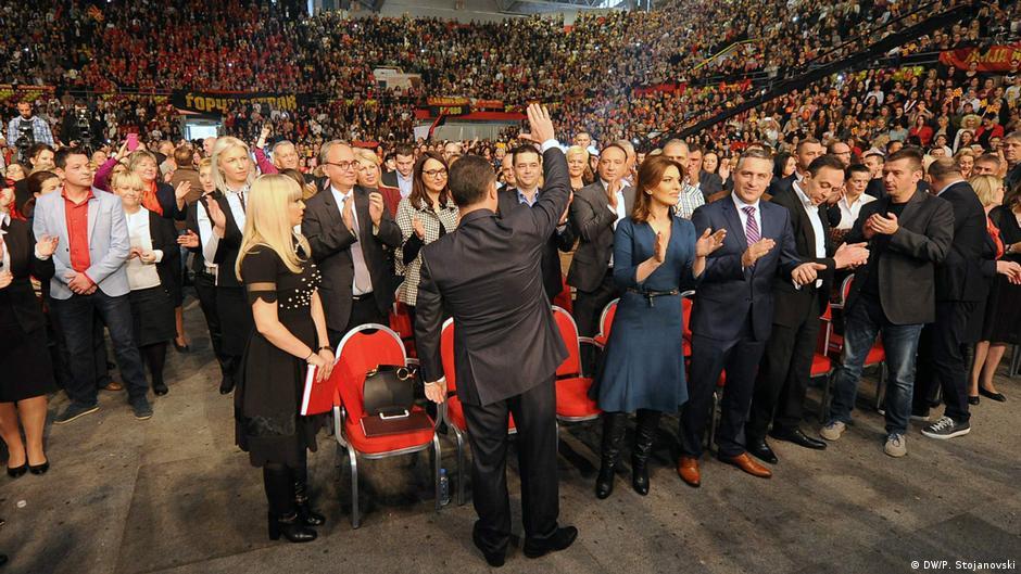 ДПА  Македонија е заложник на Груевски и неговата клика