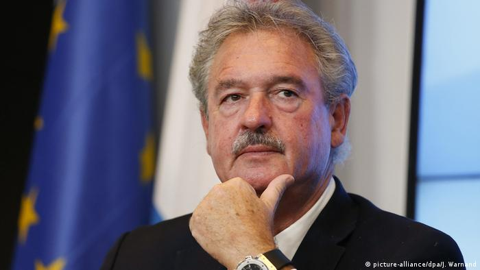 Jean Asselborn Luxemburg Außenminister (picture-alliance/dpa/J. Warnand)