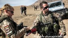 Afghanistan Bundeswehrsoldatin