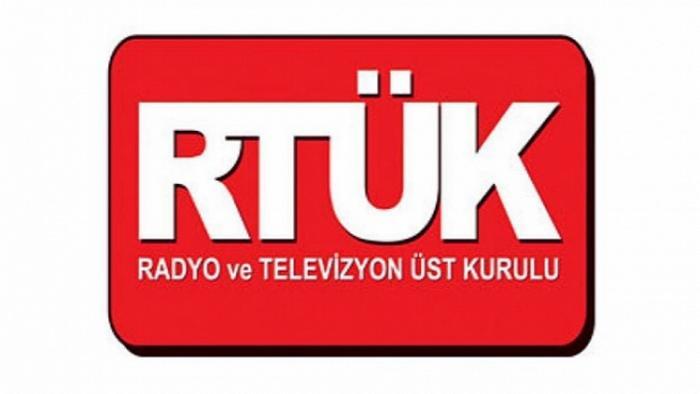 Logo Türkischen Rundfunk-und Fernsehrat RTÜK