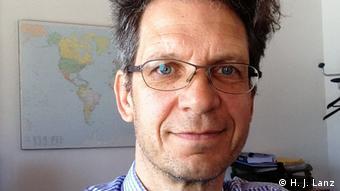 Hajo Lanz, representante de la Fundación Friedrich Ebert para Nicaragua.