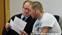 Neuruppin Berufungsprozess um Nazi-Tattoo Marcel Z Anwalt