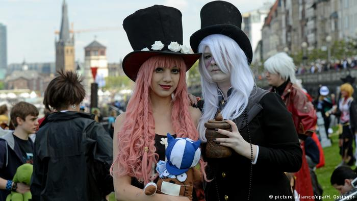 Japan Day, Düsseldorf (picture alliance/dpa/H. Ossinger)