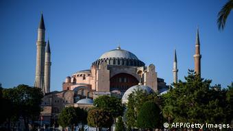 Η μετατροπή της Αγίας Σοφίας σε τζαμί θα ήταν στην καλύτερη απλώς ένα πυροτέχνημα