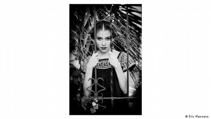 Model Nancy Jaimes (Eric Manzano )