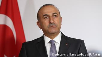 Turkish Mevlut Cavusoglu