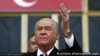 Türkei Devlet Bahceli