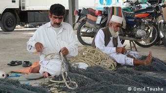 Fischer aus Belutschistan , Pakistan (Omid Toushe)