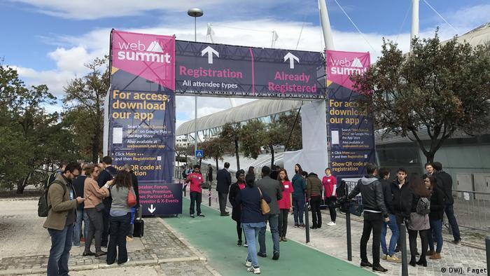Lissabon Web Summit