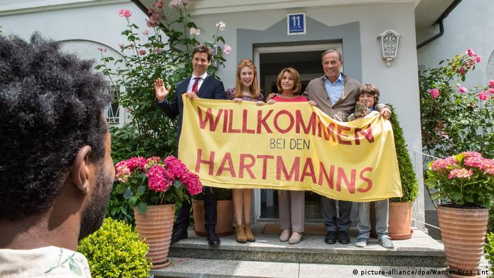 Film still Willkommen bei den Hartmanns (picture-alliance/dpa/Warner Bros. Ent.)
