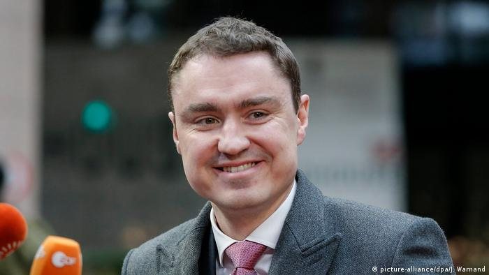 Taavi Roivas (picture-alliance/dpa/J. Warnand)