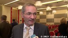 Russland Deutsch-Russisches Forum in Moskau