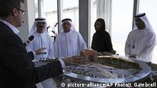 Vereinigte Arabische Emirate - Hyperloop Transportsystem, Rob Lloyd (picture-alliance/AP Photo/J. Gambrell)