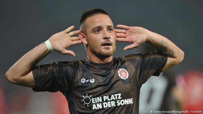Deniz Naki FC St. Pauli (Getty Images/Bongarts/S. Franklin)