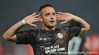 Deniz Naki FC St. Pauli (Getty Images/Bongarts/S. Franklin)