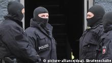 Deutschland Islamismus - Festnahmen und Durchsuchungen in Niedersachsen, Hildesheim