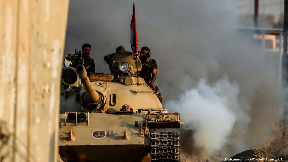 Erkmen: Irak'ta korkulan sona doğru gidiliyor