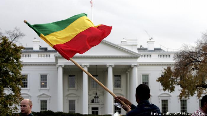 Äthiopische Diaspora in den Vereinigten Staaten
