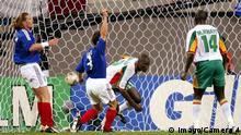 Senegal 1 Frankreich 0 (2002 WM)