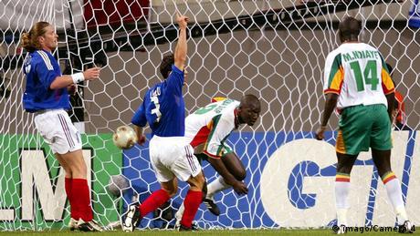 Senegal 1 Frankreich 0 (2002 WM) (imago/Camera 4)