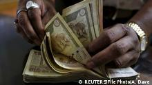 Indien Geldverleiher in Ahmedabad