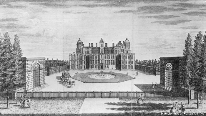 UK | Worksop Manor 1755 (Foto: Getty Images/Hulton Archive)