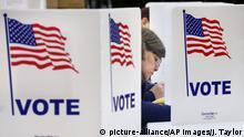 US-Wahlen 2016 Wahllokale inVirginia