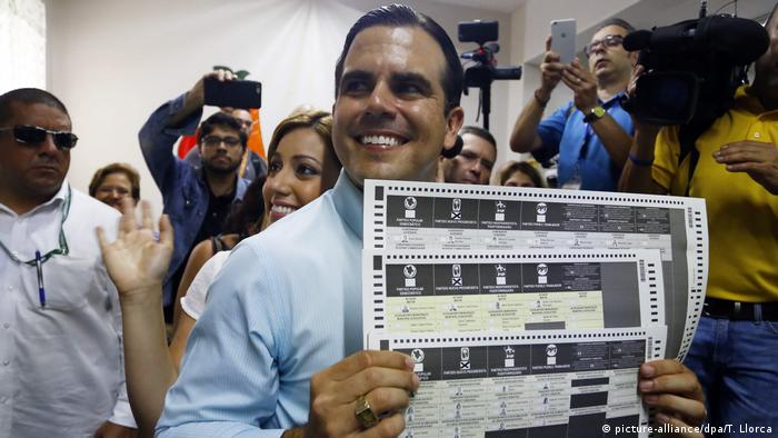 US-Wahlen in Puerto Rico (picture-alliance/dpa/T. Llorca)