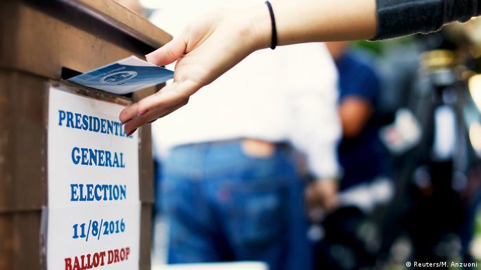 USA Präsidentschaftswahl (Reuters/M. Anzuoni)