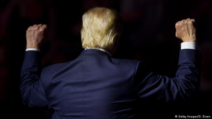 """""""Trump ist 70, der ändert sich nicht mehr!"""""""