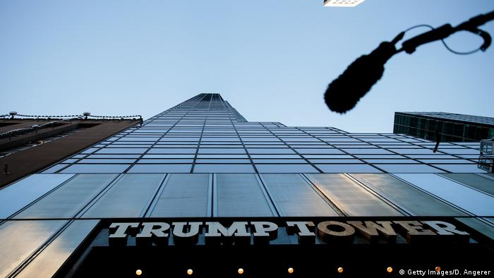 USA Trump Tower in New York City (Getty Images/D. Angerer)