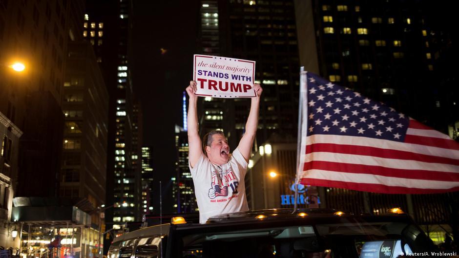 Kimler Trump'ı seçti?