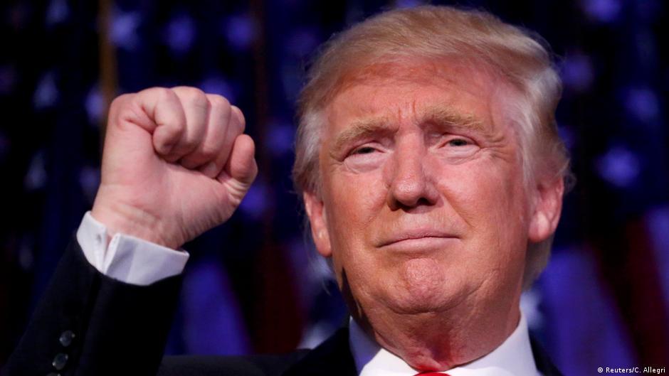Историска победа на Трамп, Западот во шок