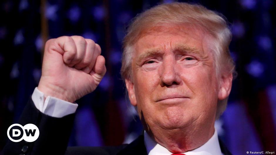 Histórica Victoria De Trump Es La Peor De Las Catástrofes El Mundo Dw 09 11 2016