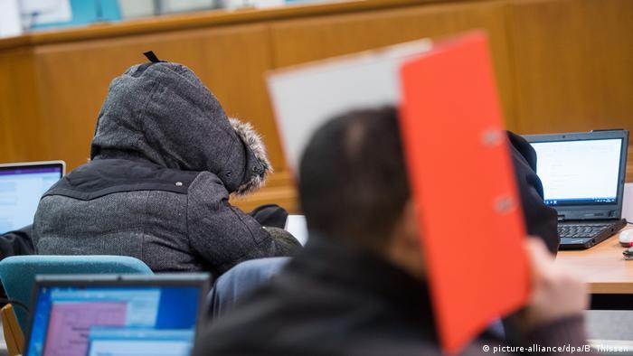 Deutschland Prozess Scharia-Polizei Landgericht Wuppertal