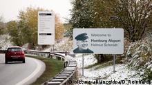 BdT Hamburg Airport Helmut Schmidt