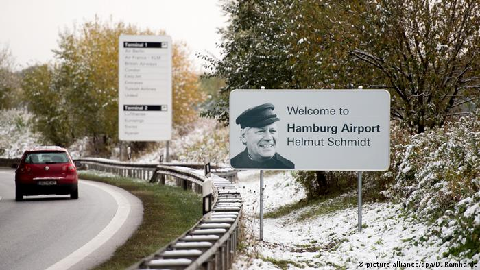 Аэропорт Гамбурга имени Гельмута Шмидта
