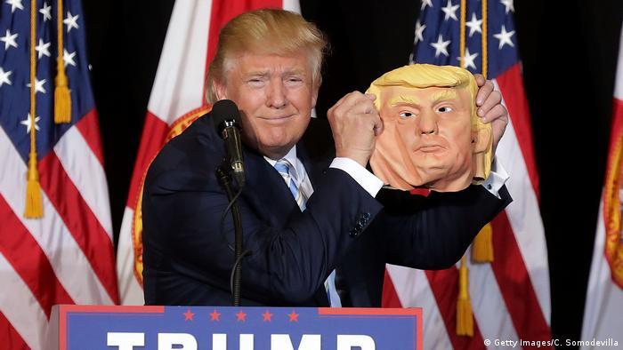 USA Wahlkampf Republikaner Donald Trump in Sarasota, Florida