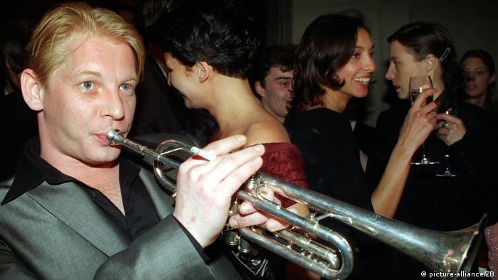 Бен Беккер: под звуки трубы в Берлине