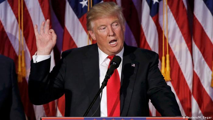 Donald Trump'ın yapılacaklar listesi