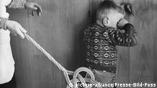 Kinderheim Gewalt 50er