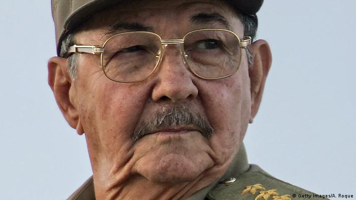 Cuban President Raul Castro (Getty Images/A. Roque)